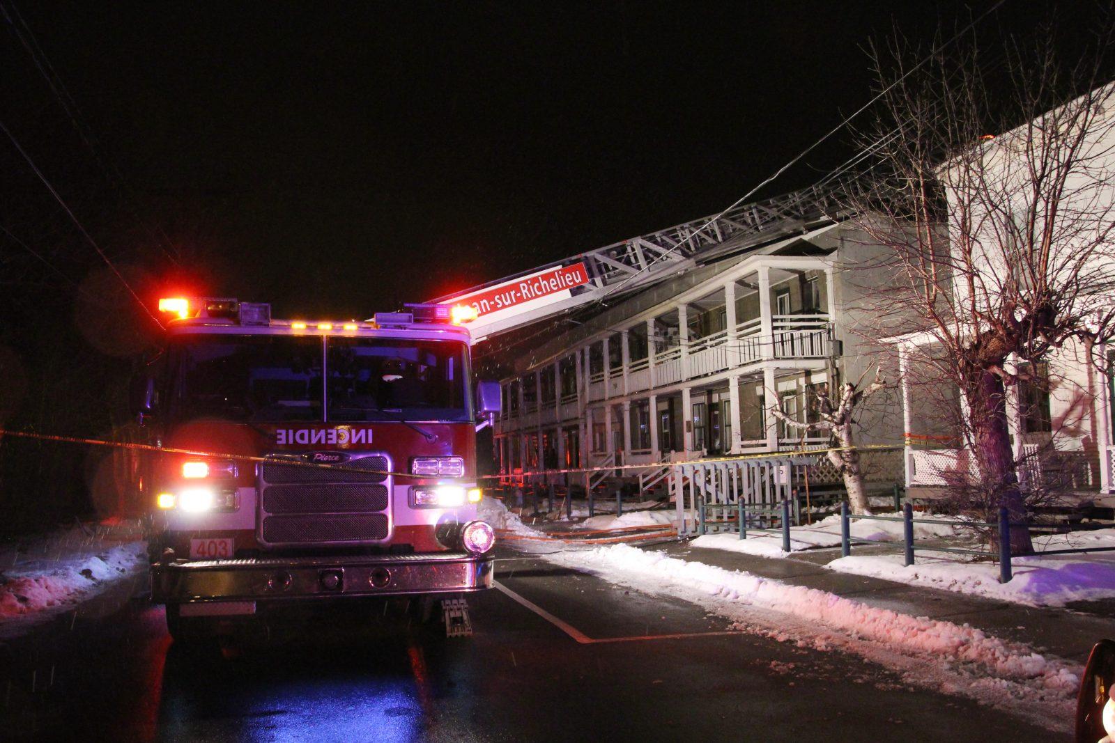 Un homme de 58 ans perd la vie dans un incendie