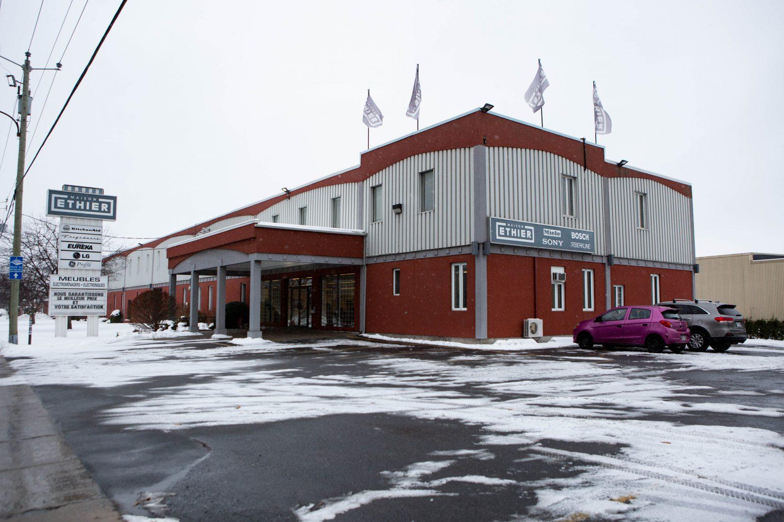 Maison Éthier obtient un autre délai pour se restructurer