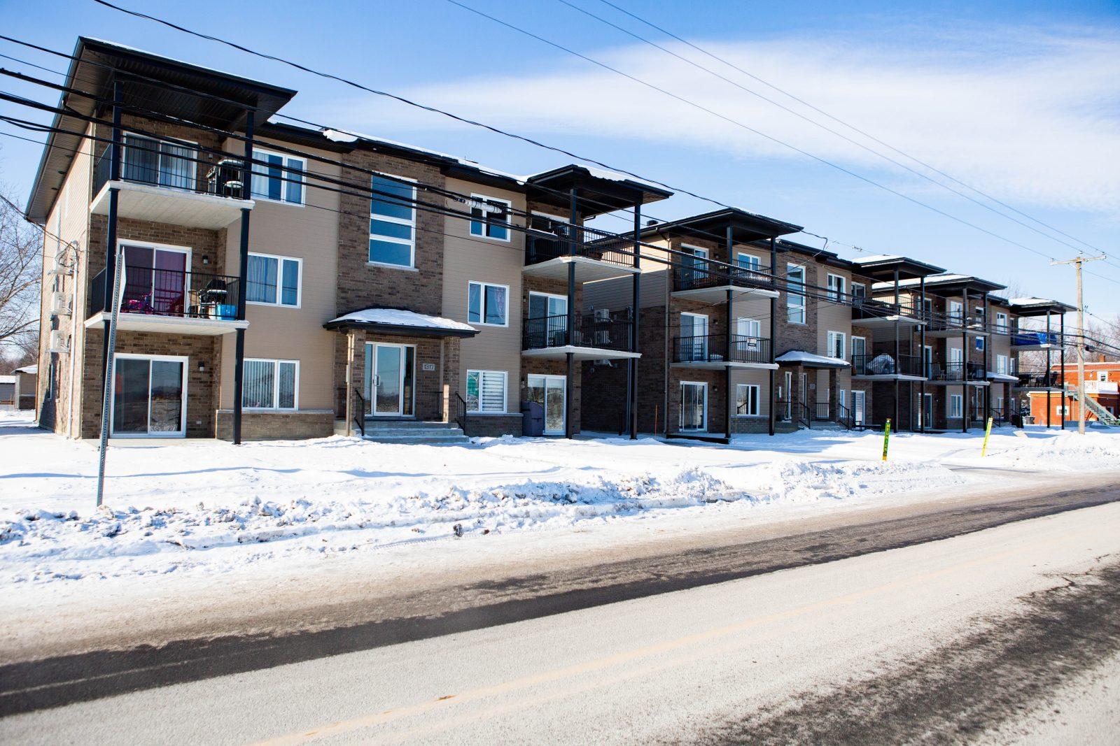 Les logements locatifs en forte demande à Saint-Jean
