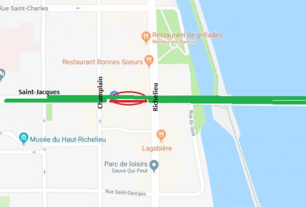 Hydro-Québec annule ses travaux prévus sur la rue Saint-Jacques