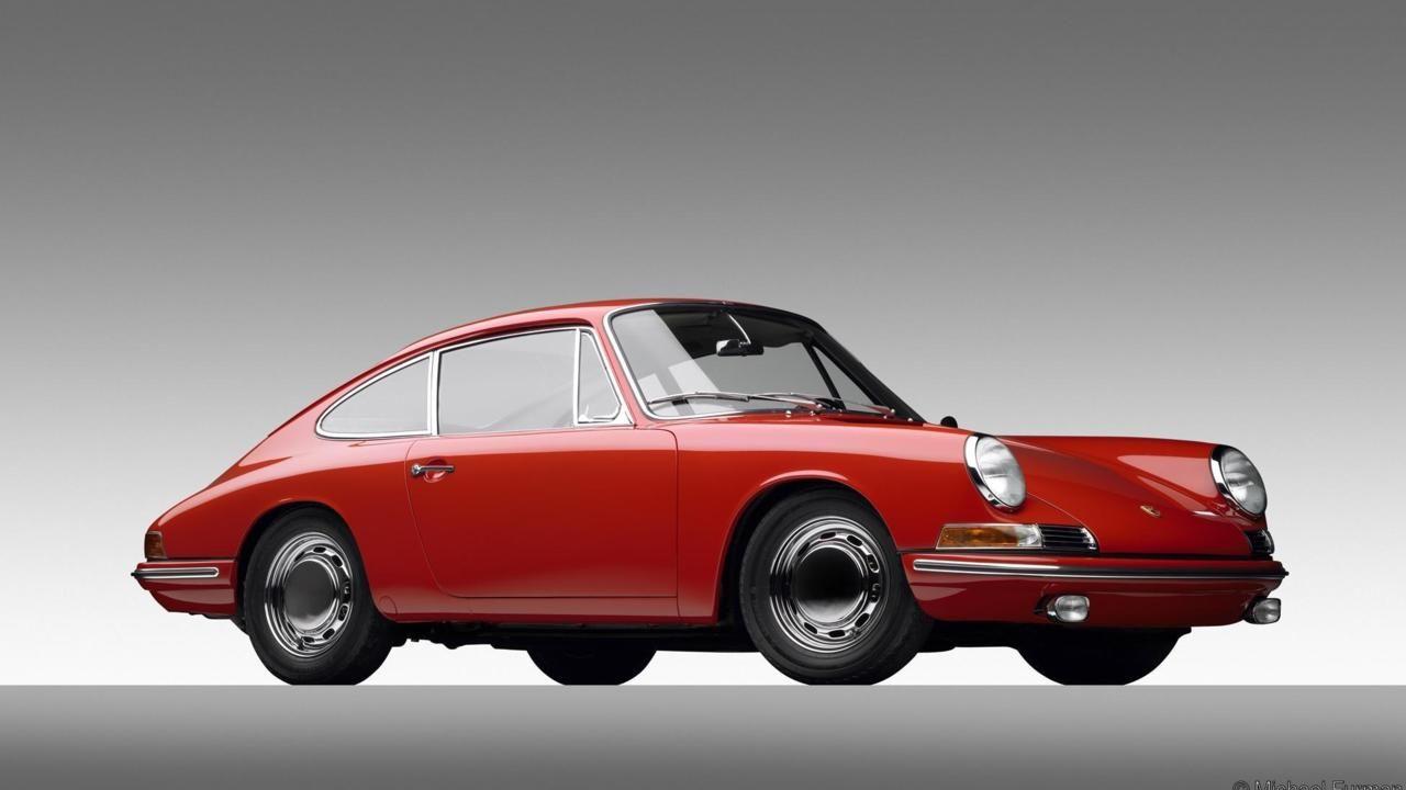 14 mars 1963 – Présentation de la première Porsche 911