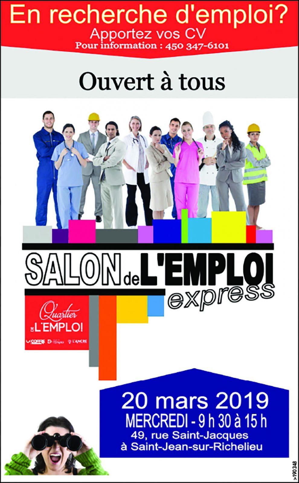 Logo de En recherche d'emploi?