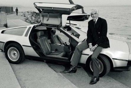 19 mars 2005 – Décès de John Z. DeLorean