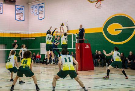 Volleyball: l'or pour les Géants