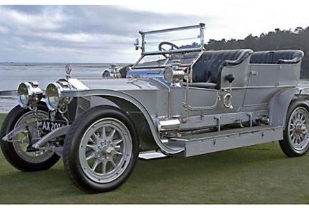 15 mars 1906 – Fondation de la marque Rolls-Royce