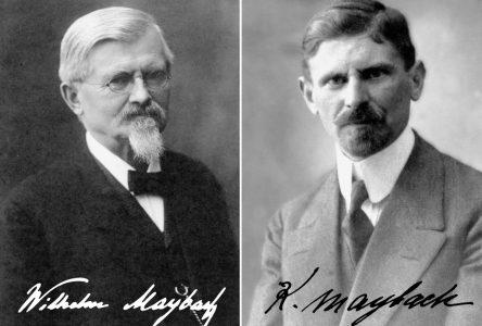 23 mars 1909 – Fondation de la société Maybach