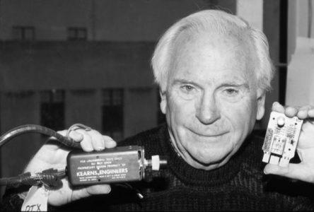 10 mars 1927 – Robert Kearns inventeur des essuie-glaces intermittents vient au monde