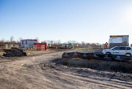 Soleno amorce la construction de sa nouvelle usine