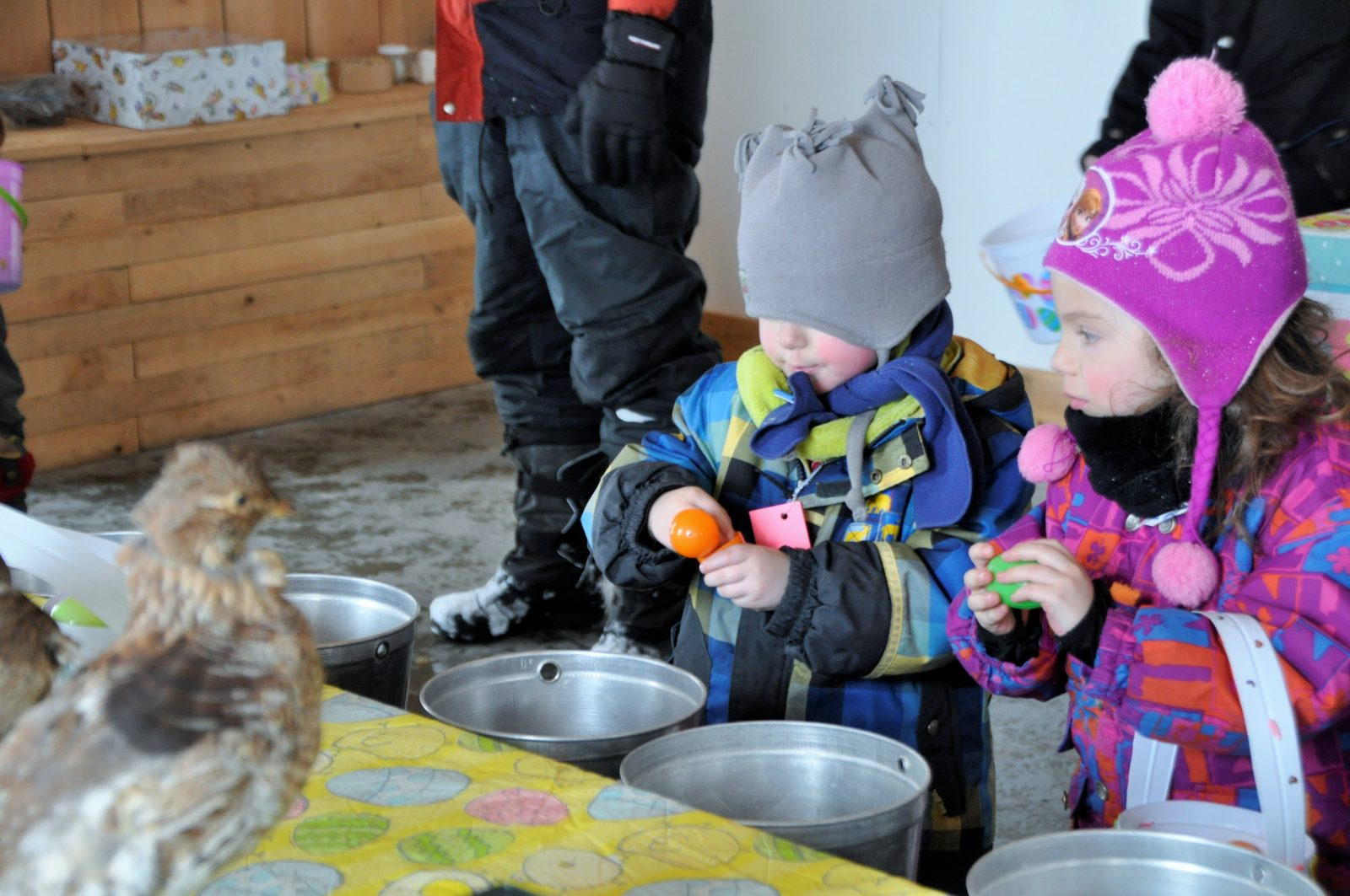 CIME Haut-Richelieu: une chasse aux œufs pour fêter Pâques