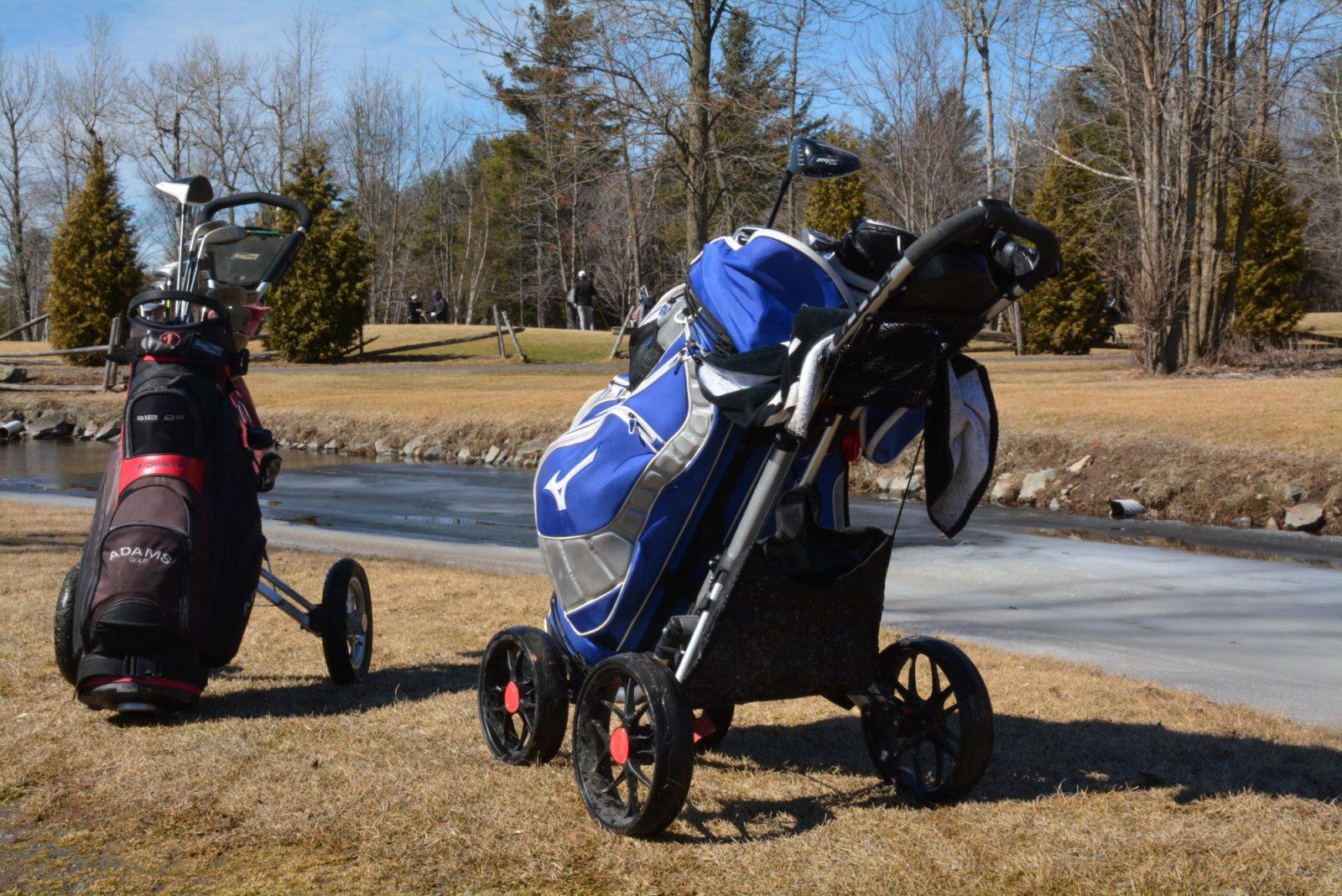 La saison de golf prend son envol