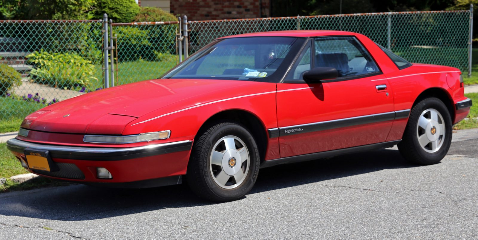 14 mai 1991 – Fin de la production de la Buick Reatta