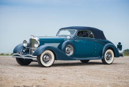 9 mai 1935 –  Duesenberg met fin à la production de son modèle J