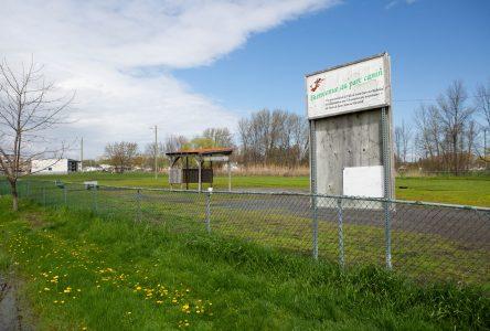 Le parc canin fermé pour des rénovations