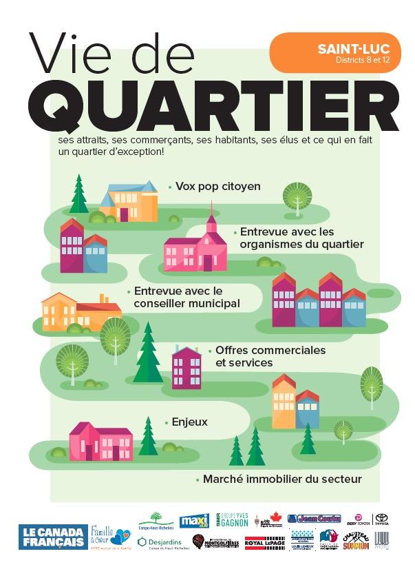 Vie de Quartier - Saint-Luc