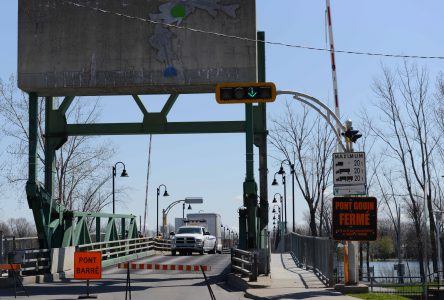 Le pont Gouin fermé samedi et lundi
