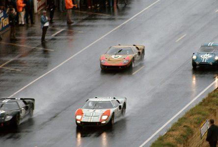 19 juin 1966 – Ford marque l'histoire de la course automobile