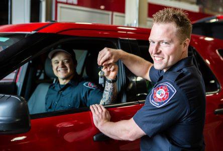 Après-bal: les pompiers feront des raccompagnements