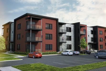 Des appartements de luxe bientôt construits à Iberville