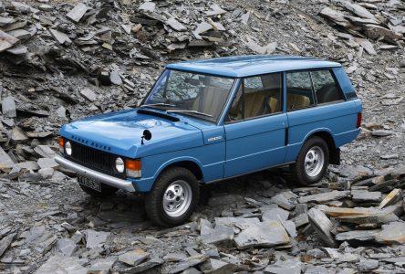 17 juin 1970 – Lancement du Range Rover