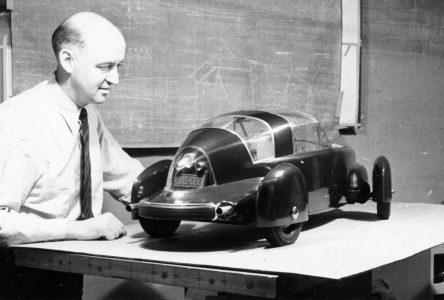 5 juin 1951- Invention du toit en T