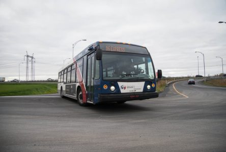 Fermeture du pont Champlain: les autobus détournés vers le pont Jacques-Cartier