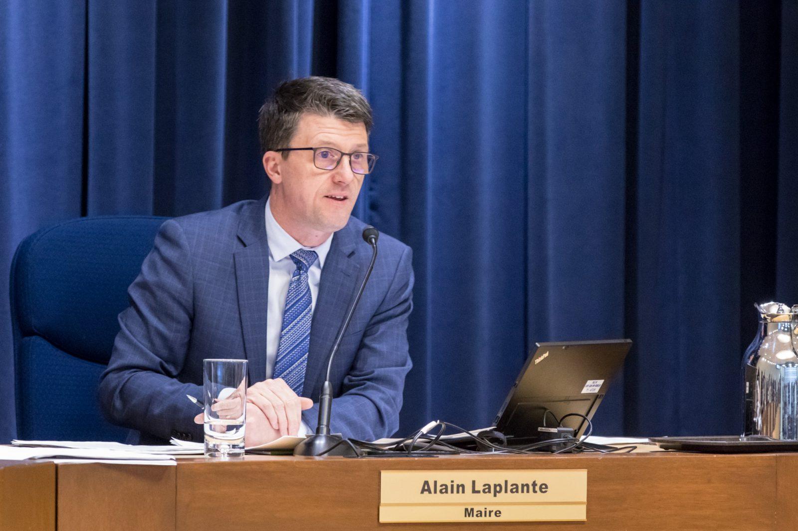 L'interminable saga du maire Laplante