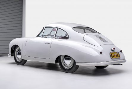 8 juin 1948 – Naissance de la Porsche 356