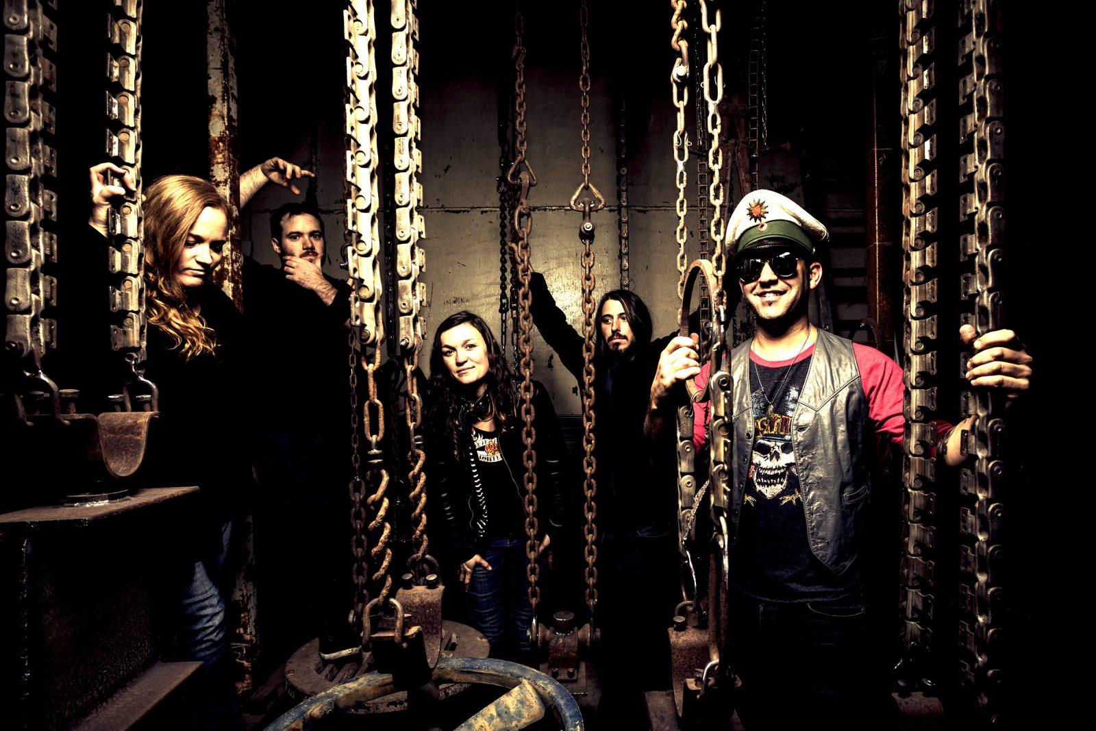 La scène punk réunie pour un soir à La Boîte