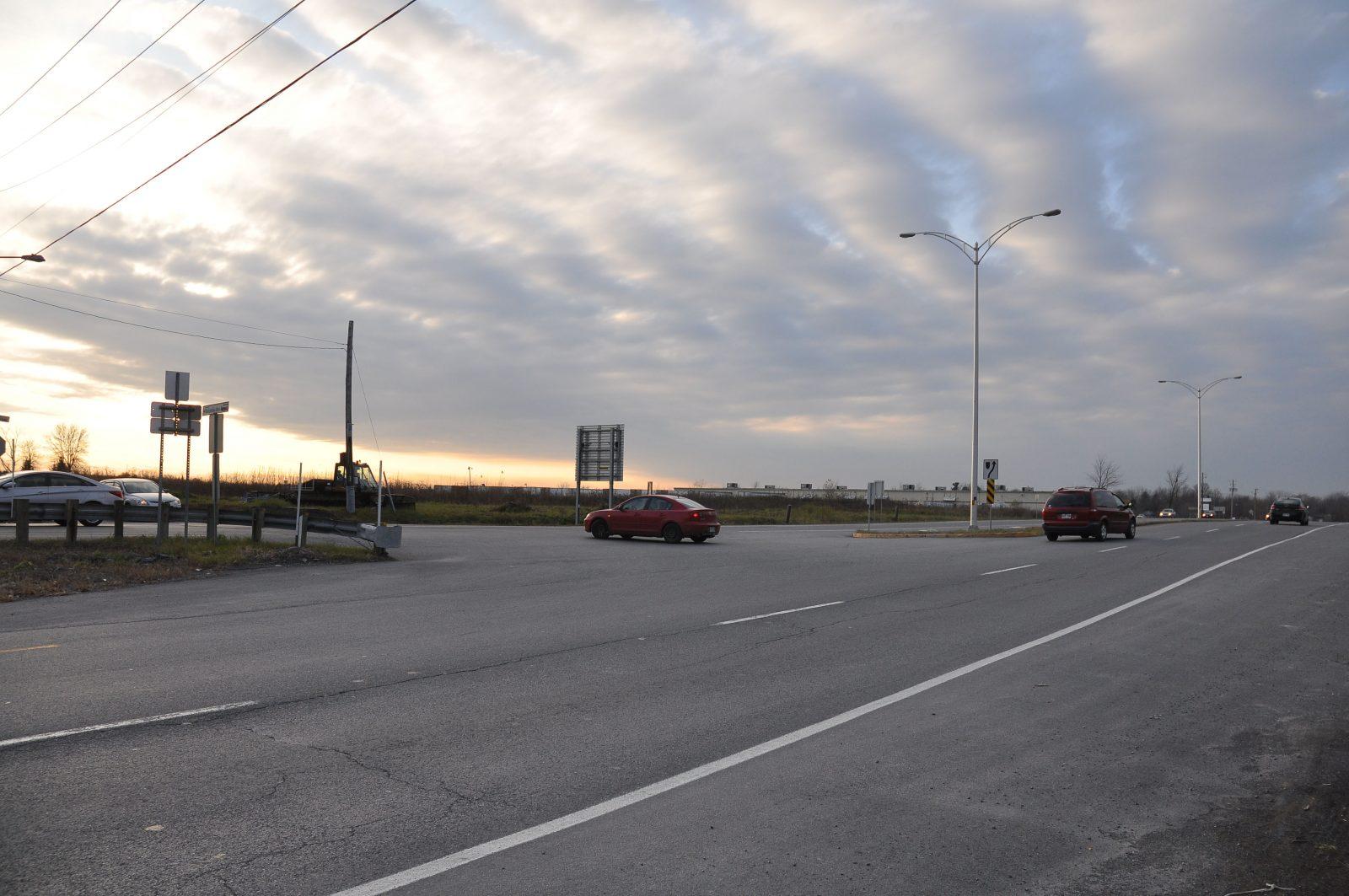 Saint-Jean favorable à l'élargissement de la route 104 à La Prairie