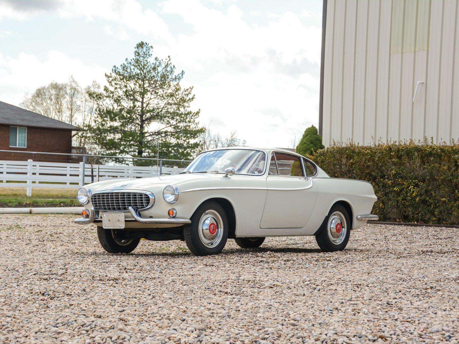 27 juin 1973 – Volvo met fin à la production de la P1800