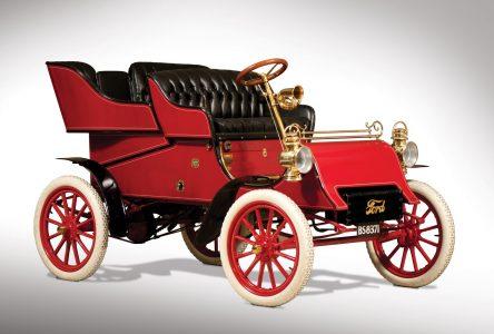 23 juillet 1903 – Henry Ford vend son premier Modèle A