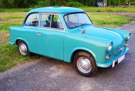 10 juillet 1958 – Les premières Trabant quitte l'usine