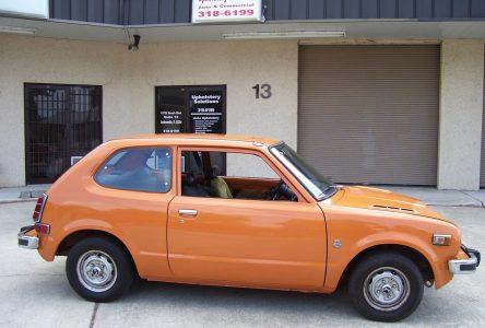 12 juillet 1973 – Arrivé de la Honda Civic
