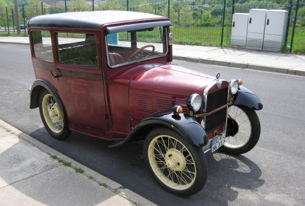9 juillet 1929 – BMW  débute ses activités
