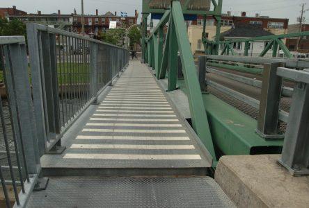La circulation rétablie sur le pont Gouin