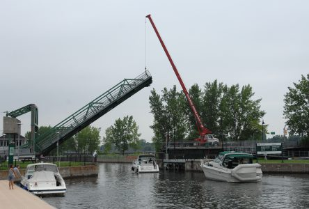 Le pont Gouin fermé à la circulation