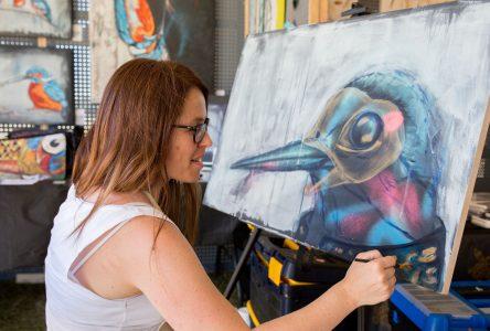 Encore plus d'artistes attendus au Symposium d'arts