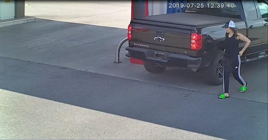 Deux individus recherchés pour vol d'essence