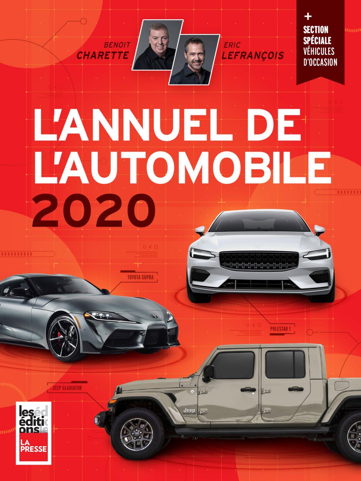 L'Annuel de l'Automobile 2020 – Toujours plus d'informations