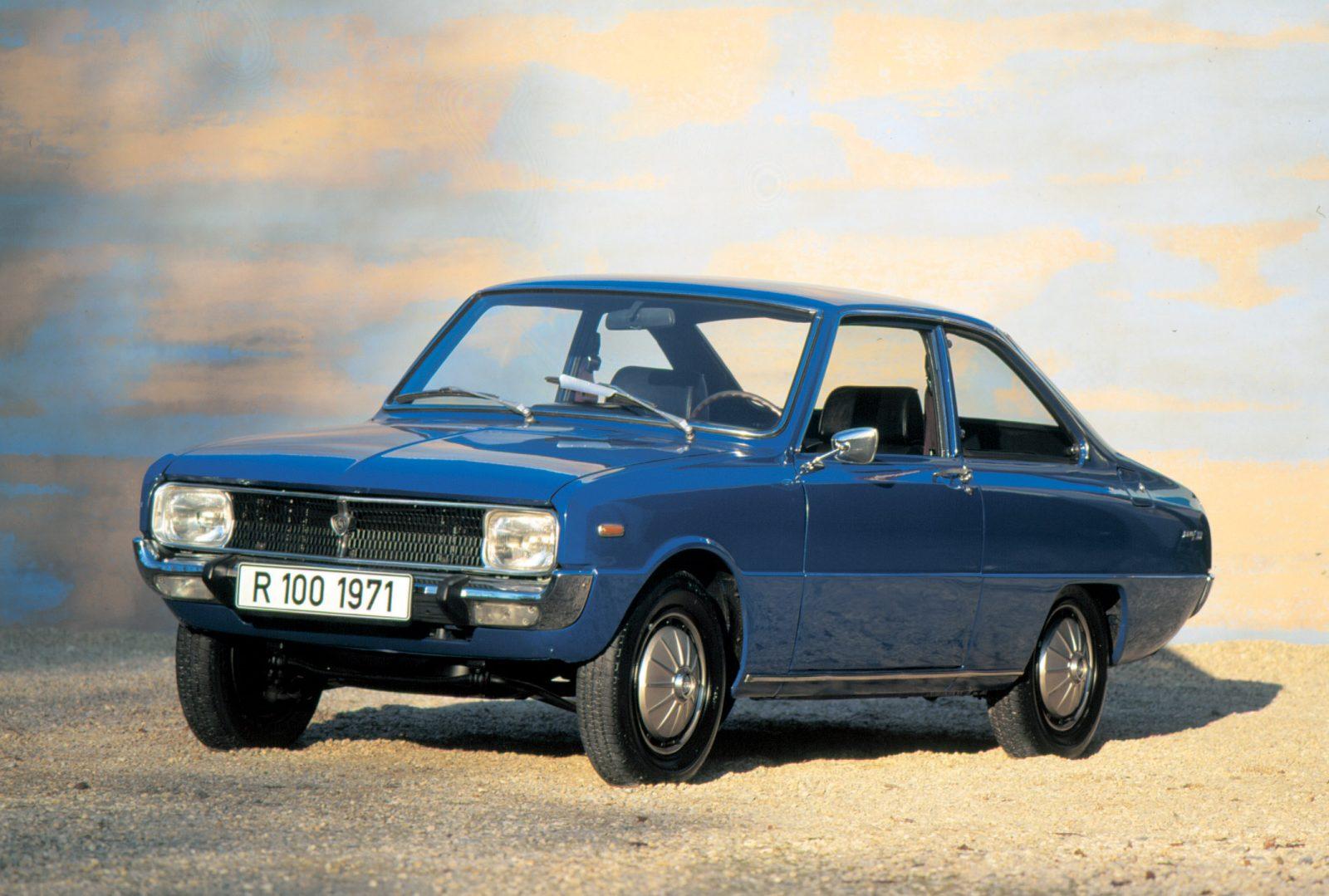 13 juillet 1968 – Mazda lance la R100