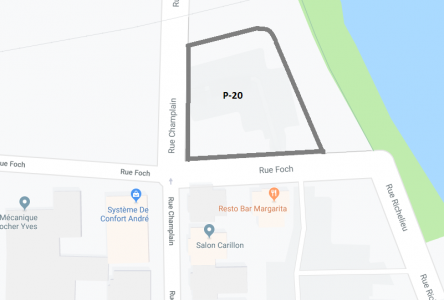 Vieux-Saint-Jean: le stationnement P-20 fermé lundi