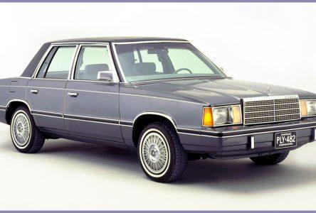 6 août 1980 – La première Plymouth Reliant K est produite