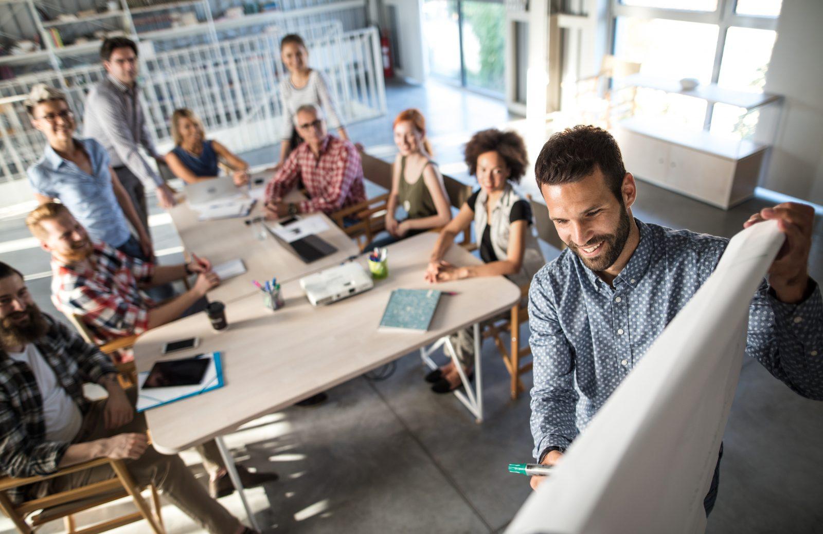 5 Strategies Pour Favoriser Le Travail D Equipe Dans Votre