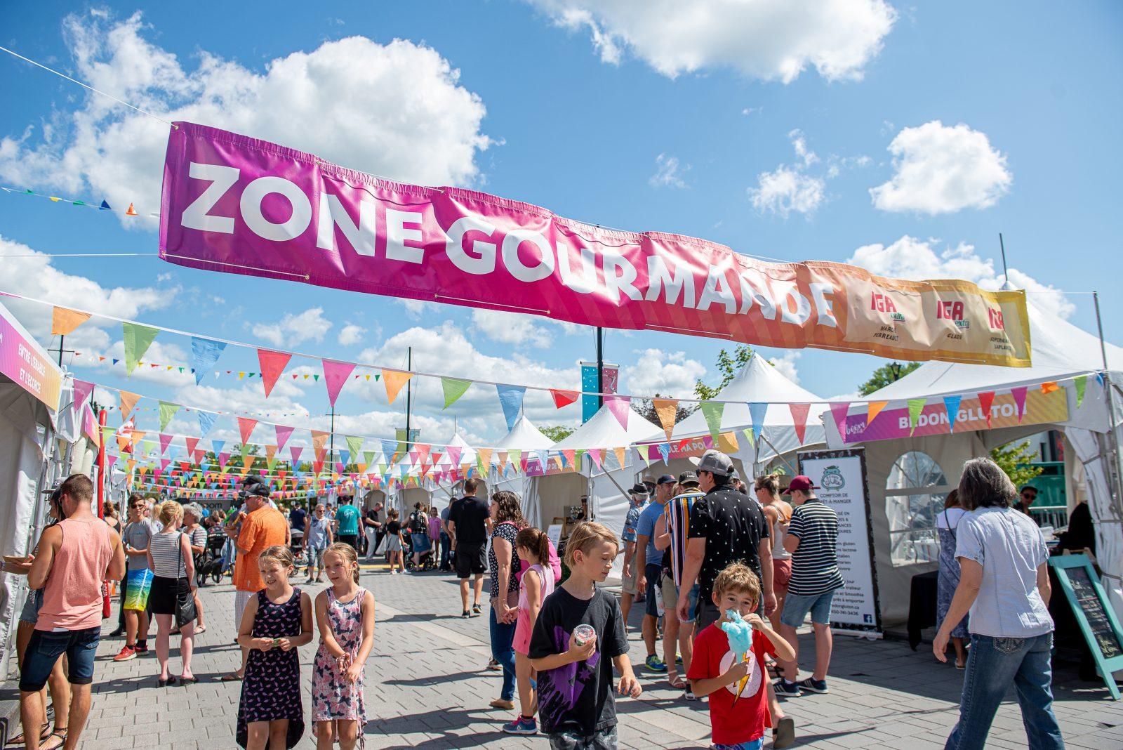 30 000 festivaliers à la Boom de l'été