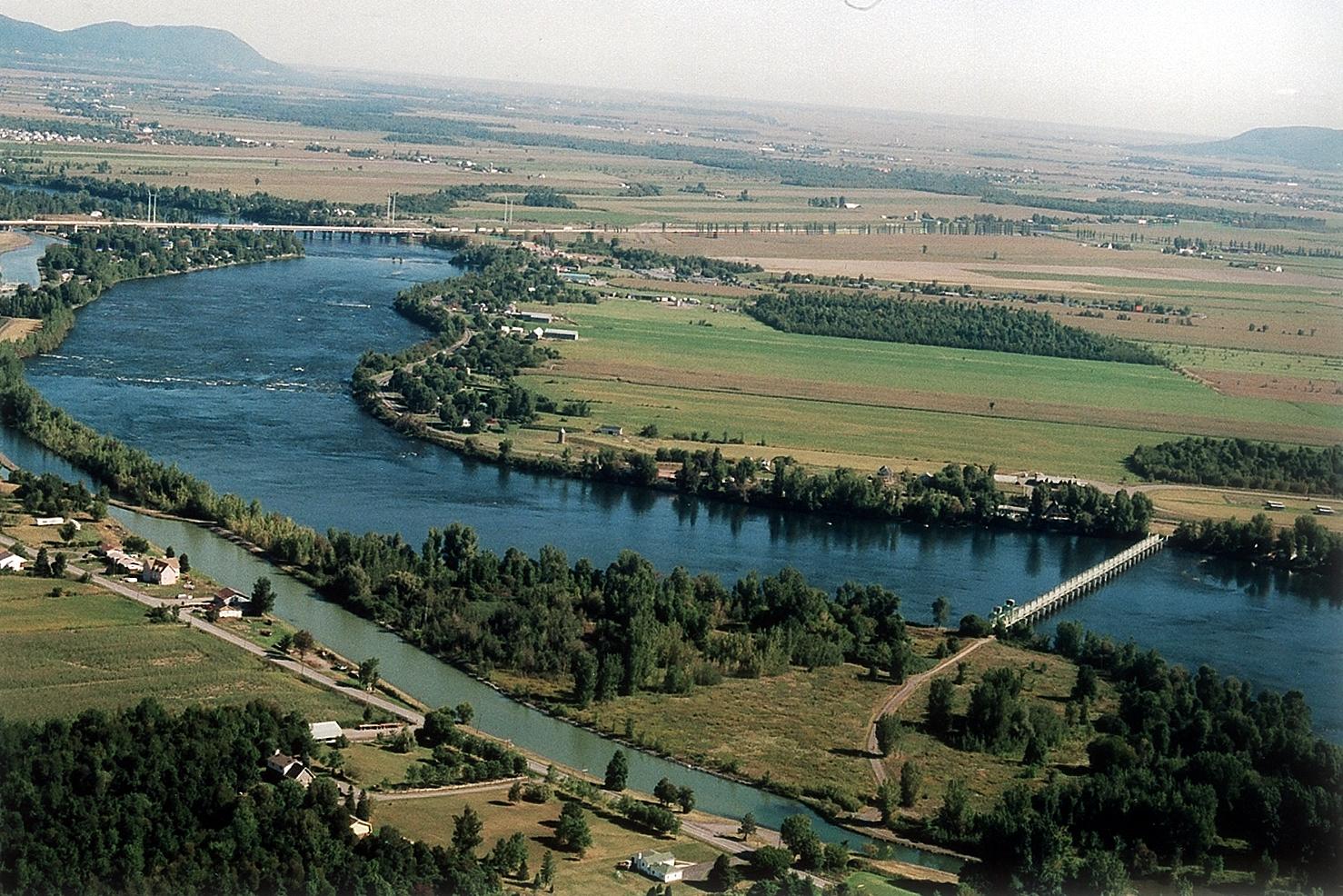 La navigation rétablie sur le canal de Chambly