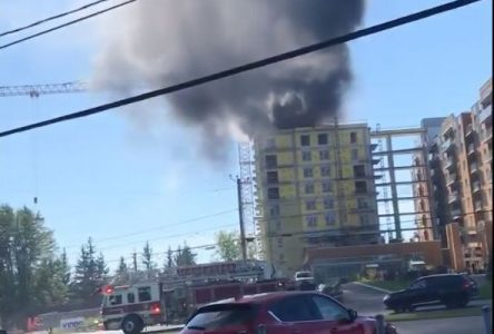 Incendie au Quartier par Excellence à Saint-Luc