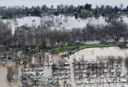 Les barrages américains n'ont pas d'effet significatif sur les inondations