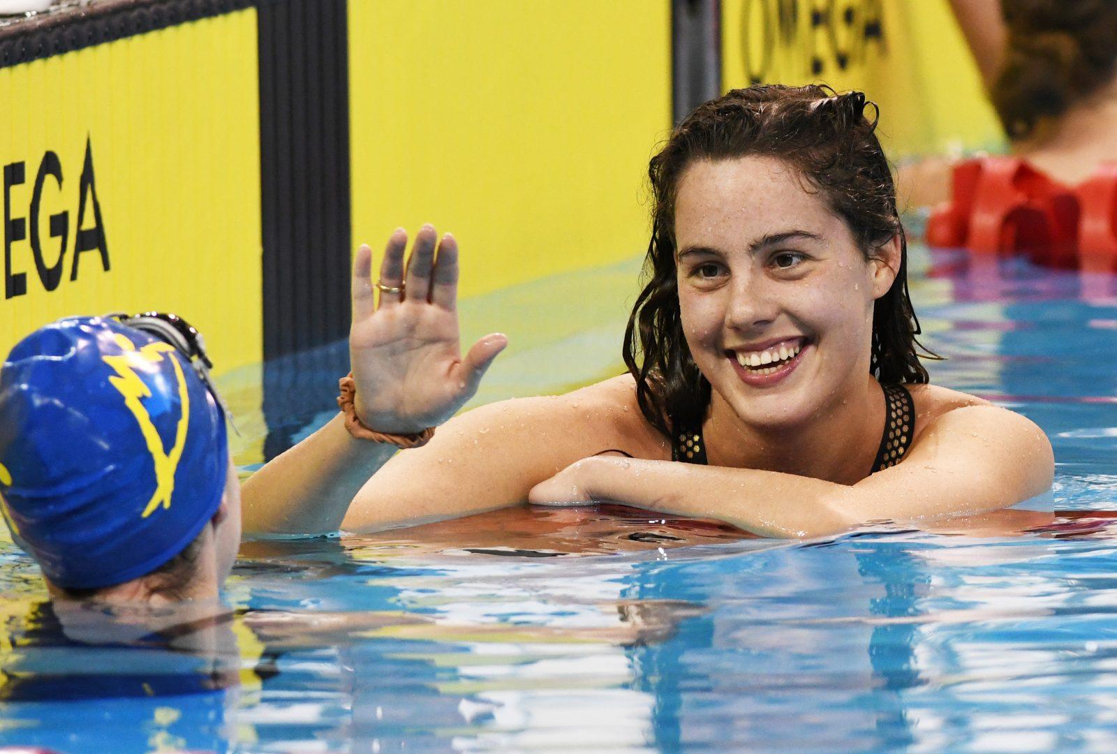 Aurélie Rivard remporte l'or à Londres