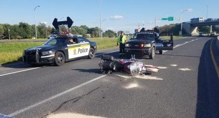 Accident grave sur la 35: l'autoroute rouverte