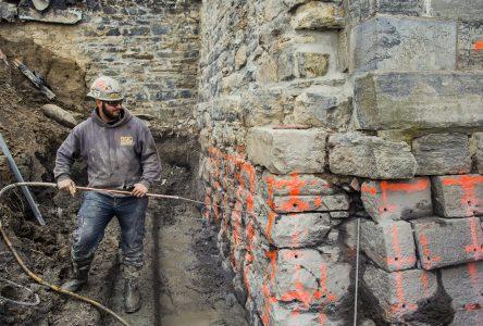 L'ouverture du Fort-Lennox repoussée en 2021